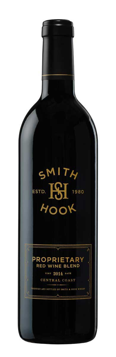 New Smith and Hook Red Blend